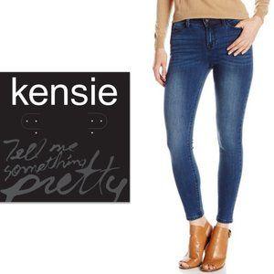 Kensie You Look Pretty Skinny Jeans - Size 8